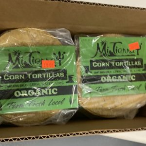 6 Pack Organic Corn Tortillas